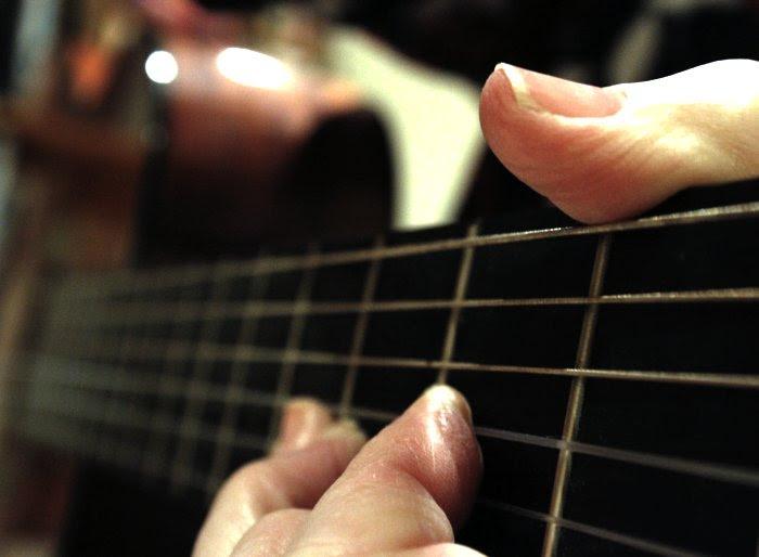 Making Music...
