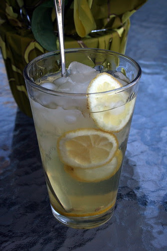 Lemon & Honey drink
