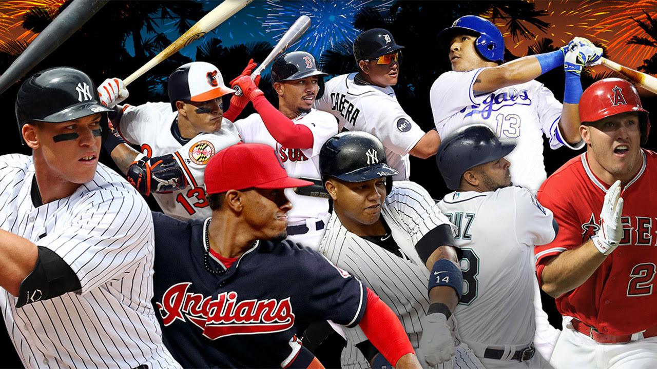 Juego de Estrellas: Varias peleas reñidas en la Liga Americana