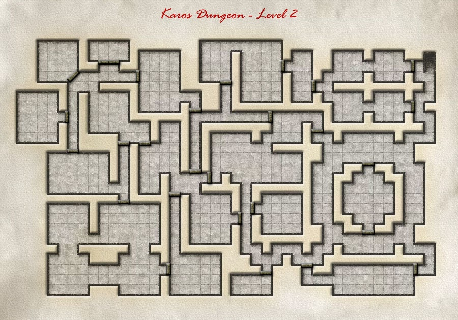 how to create a dungeon