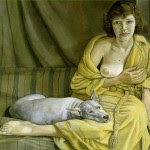 Girl-with-a-White-Dog-Lucian-Freud-1951-51