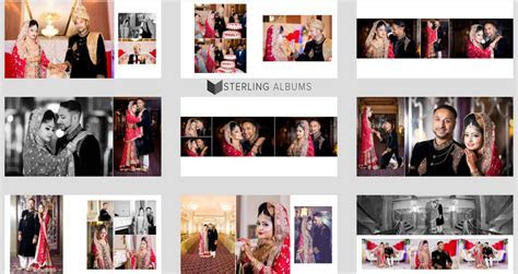 Our Album Designs   Sterling Albums