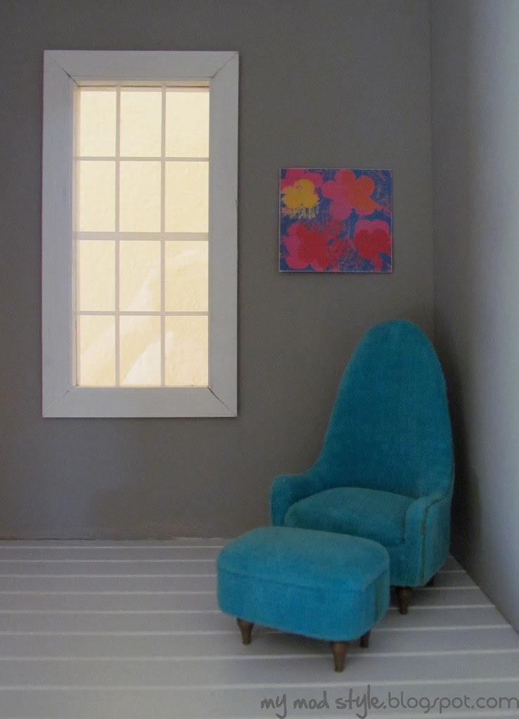 Dollhouse Chair - Dec 2011