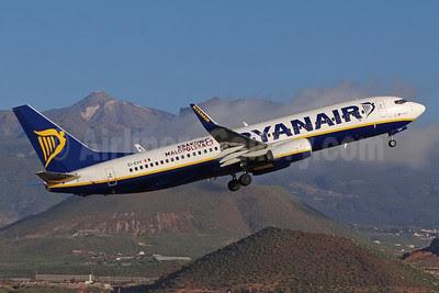 Ryanair Boeing 737-8AS WL EI-EVV (msn 40314) (Krakow and Malopolska) TFS (Paul Bannwarth). Image: 922262.