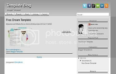 TBx2 Blogger Template