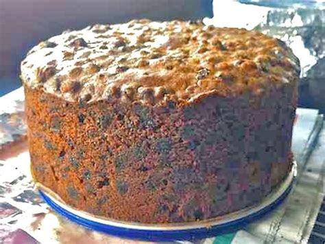 traditional british christmas cake recipe christmas