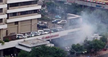 انفجارات جاكرتا