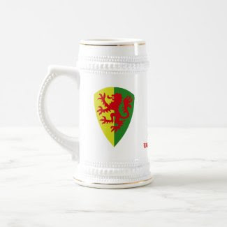 William Marshal Effigy Mug mug
