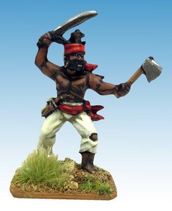 Boukman, St Domingue Slave Revolt Leader