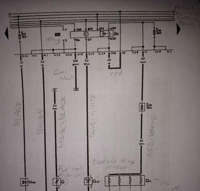 T4 Glow Plug Wiring Diagram