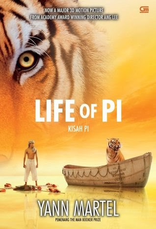 a short review of the life of pi a novel by yann martel Life of pi by yann martel is a fantasy adventure story, but with an underlying theme that i never expected let me begin with a brief synopsis this is the story of piscine patel, nicknamed pi.
