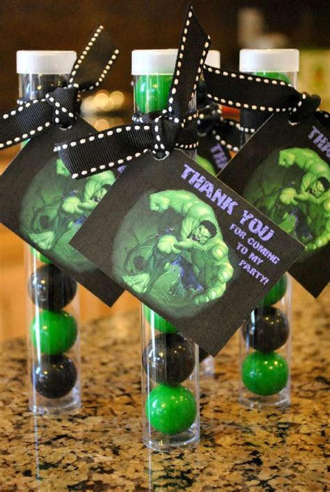 Incredible Hulk Birthday Party Ideas   Photo 17 of 17