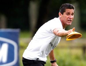 Jorginho treino Flamengo (Foto: Ivo Gonzalez / Agencia O Globo)