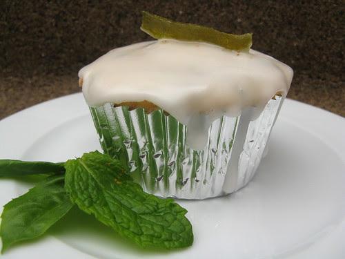 Thai Mojito Cupcake