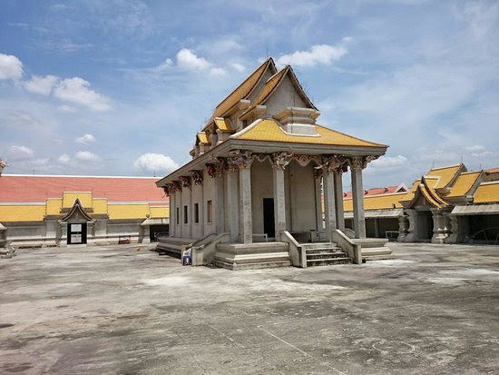 Pariwat Temple Bangkok Map,Map of Pariwat Temple Bangkok,Tourist Attractions in Bangkok Thailand,Things to do in Bangkok Thailand,Pariwat Temple Bangkok accommodation destinations attractions hotels map reviews photos pictures