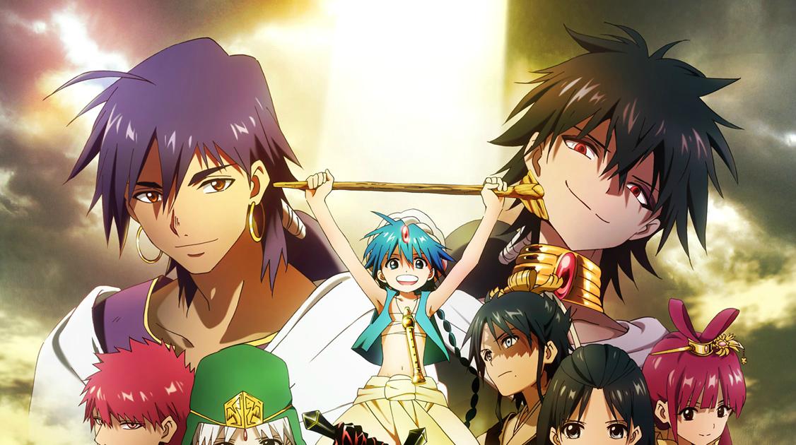 Magi Anime Season 3