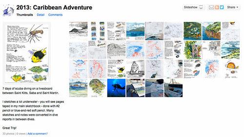 2013: Caribbean Adventure by apple-pine