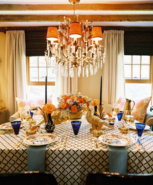 Thanksgiving Table Decorating Ideas – With or Without Kids ...
