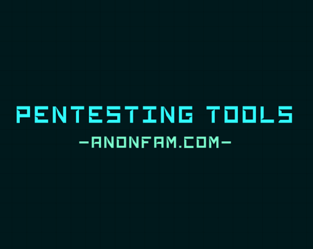 Pentesting Tools Collection