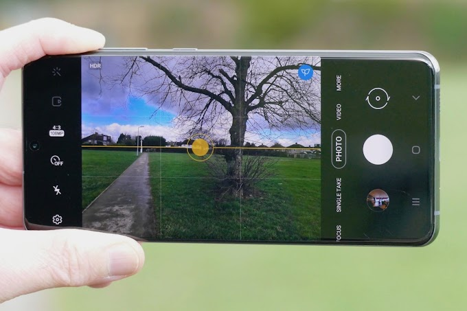 The best tricks for the Galaxy S20 camera