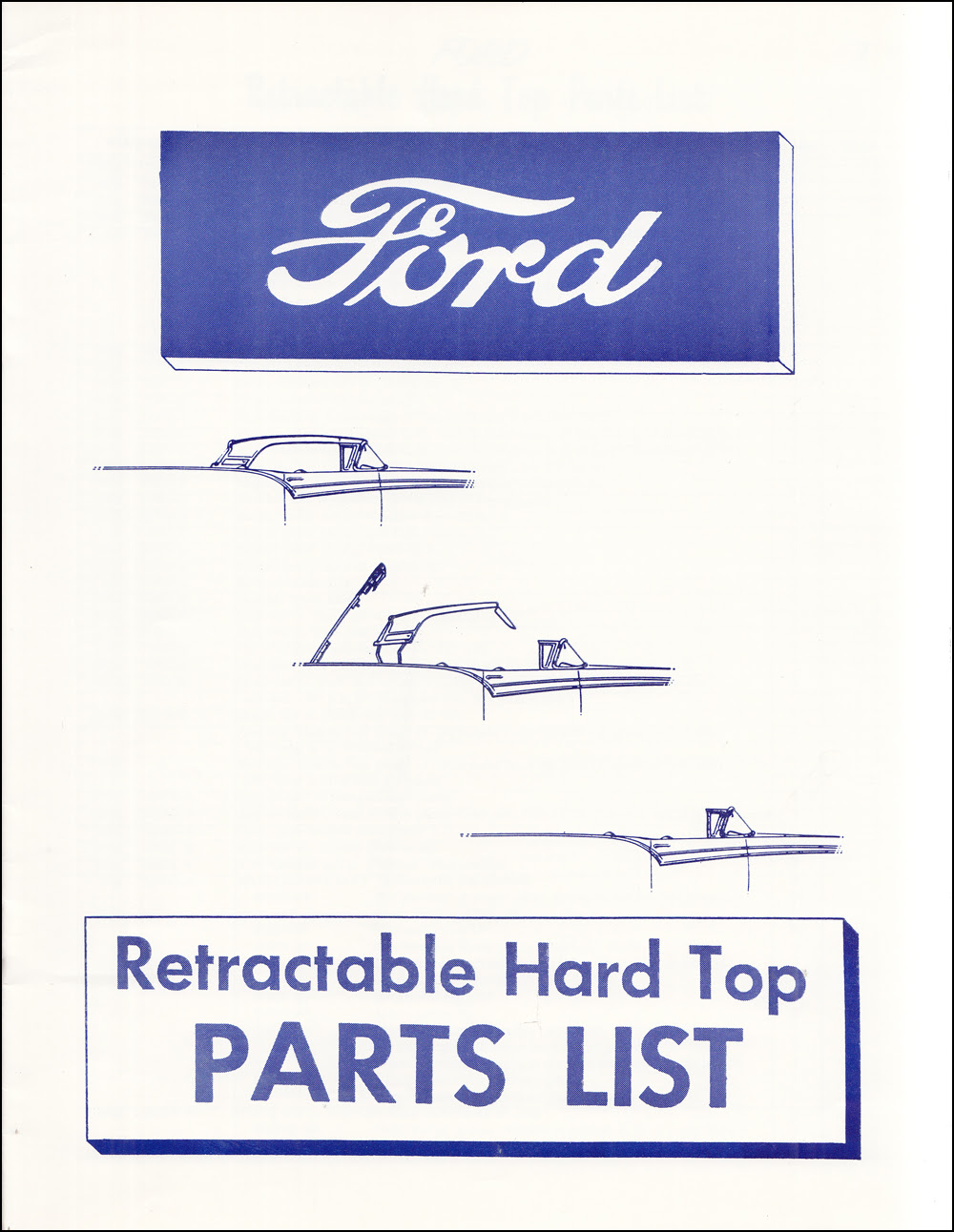 1957 Ford Car Ranchero Thunderbird Wiring Diagram Manual Reprint