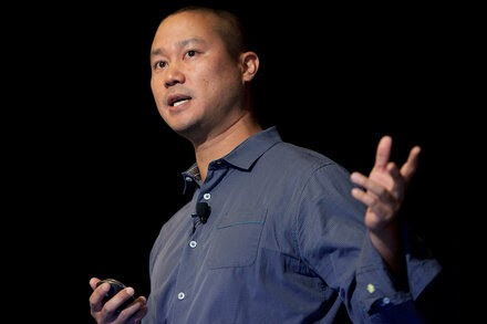 TREND ESSENCE:Tony Hsieh, Longtime Chief of Zappos, Is Dead at 46