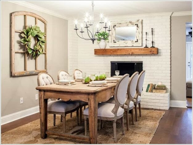 10 DIY Wall Decor Projects for Your Dining Room