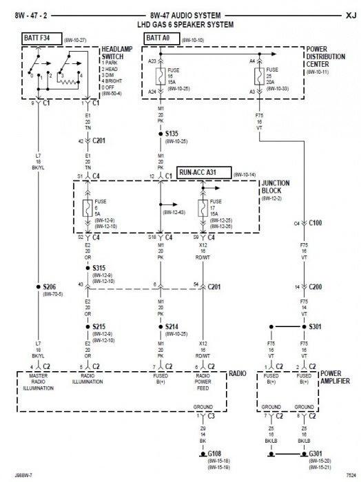 DIAGRAM Jaguar Xjs Radio Wiring Diagram FULL Version HD ...