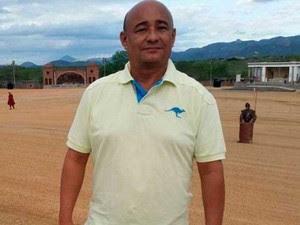 Segundo a PM, professor está desaparecido desde sábado (2) (Foto: Divulgação/PM)