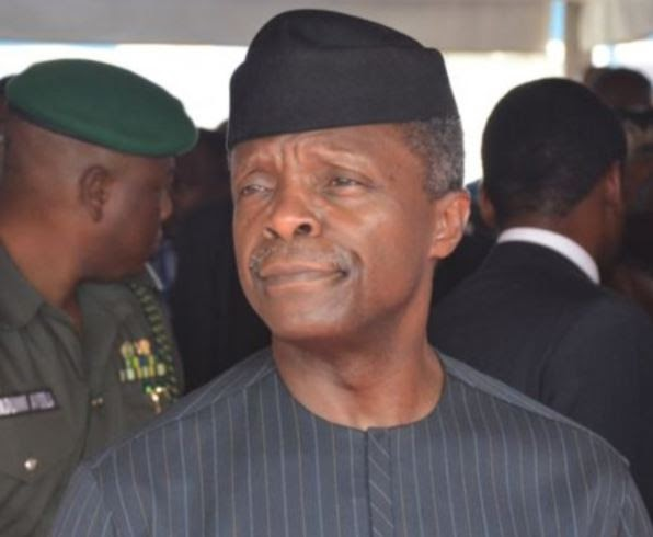 'We are fine' - VP Osinbajo tweets after surviving helicopter crash