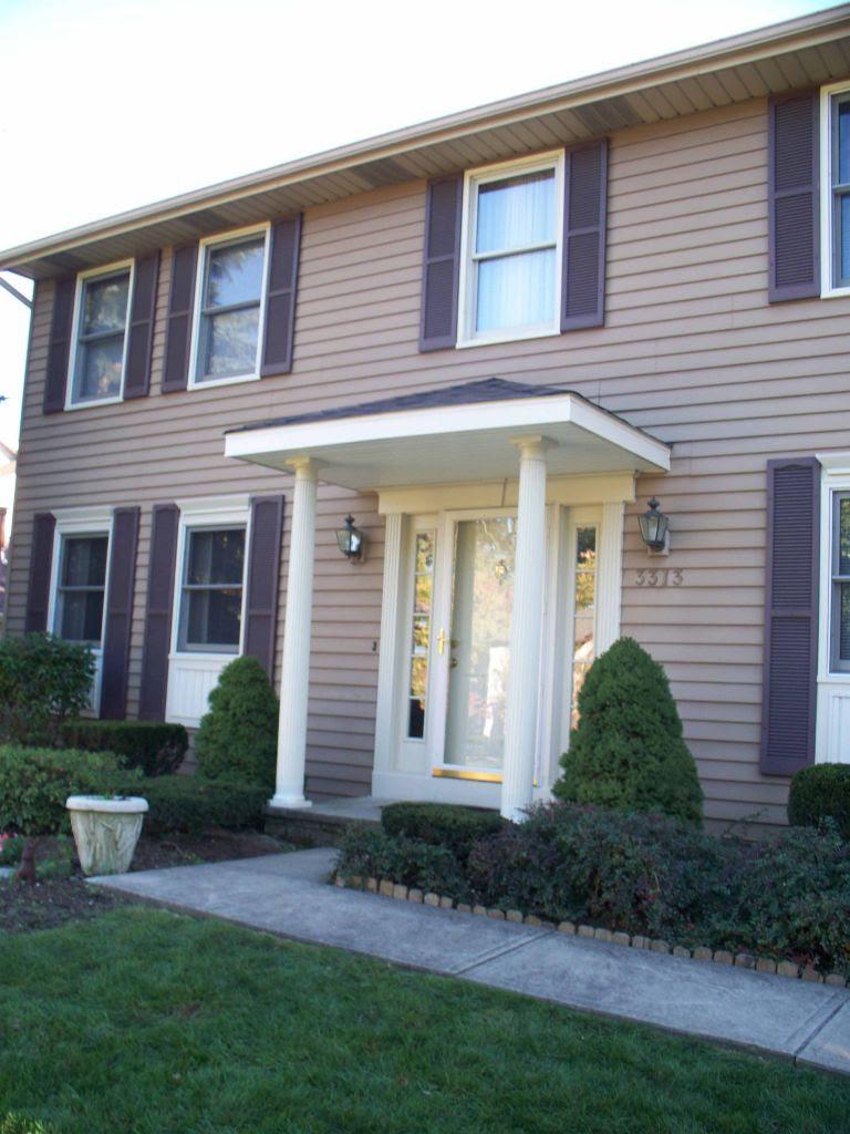 Front door stoop designs native home garden design for Xd garden design