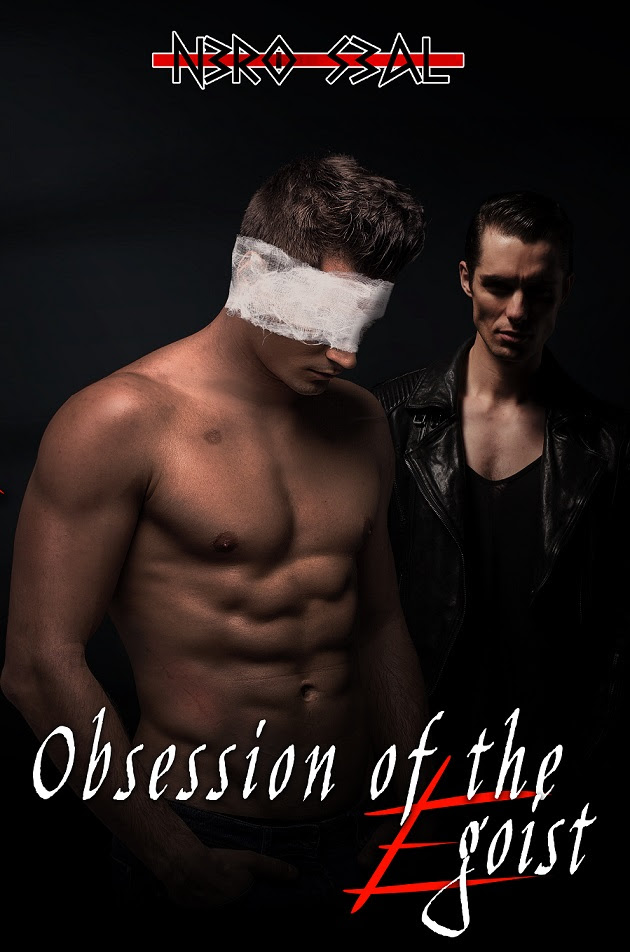 Obsession of the Egoist by Nero Seal book cover
