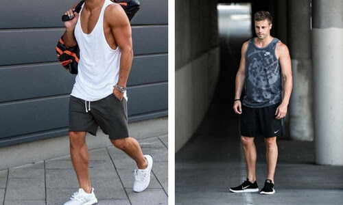 the best gym clothes for men