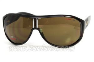 952f3ae7d4869 Ray Ban Sunglasses Online Review  CARRERA FLAG 14 KHW-XZ Brown Men  Sunglasses