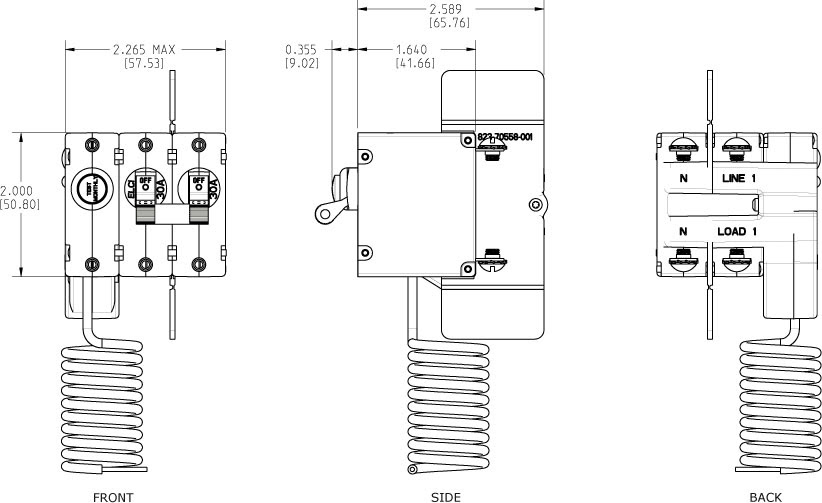 30a Circuit Breaker Wiring Diagram