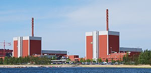 English: Olkiluoto Nuclear Power Plants 1 & 2 ...