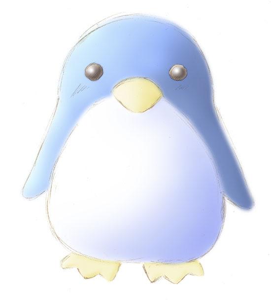 画像 素材集かわいい カッコイイ ペンギンのイラストまとめ