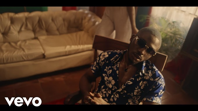 WATCH: Oladapo portrays love and lust in music video for 'Alone'