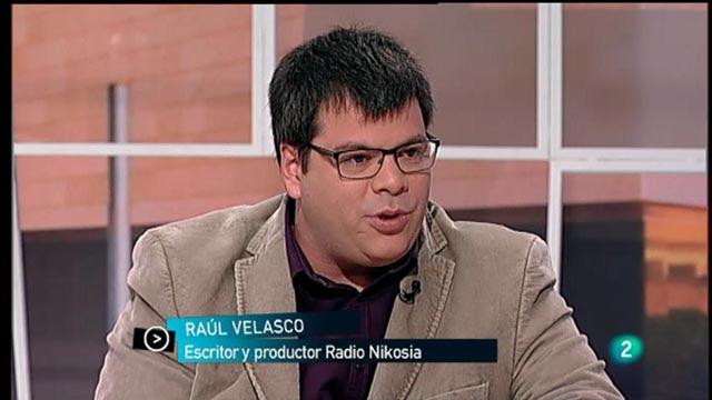 """Para Todos La 2 - Entrevista: Raúl Velasco  """"El escritofrénico"""""""