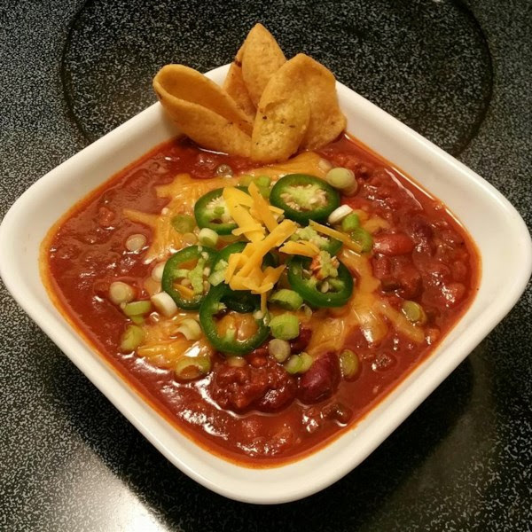 It's Chili by George