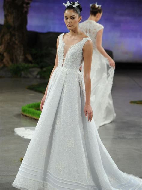213 best Ines di Santo Bridal images on Pinterest   Short