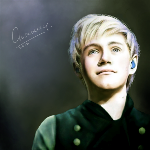 Niall Horan. 1D project by ChocoWay