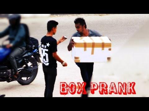 Nepali Prank- Box Prank