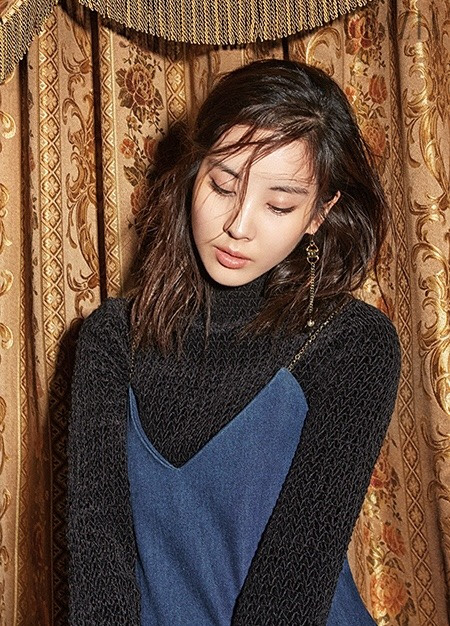 SNSD's Seo Hyun for Grazia Korea September 2016. Photographed by Kim Young Hoon
