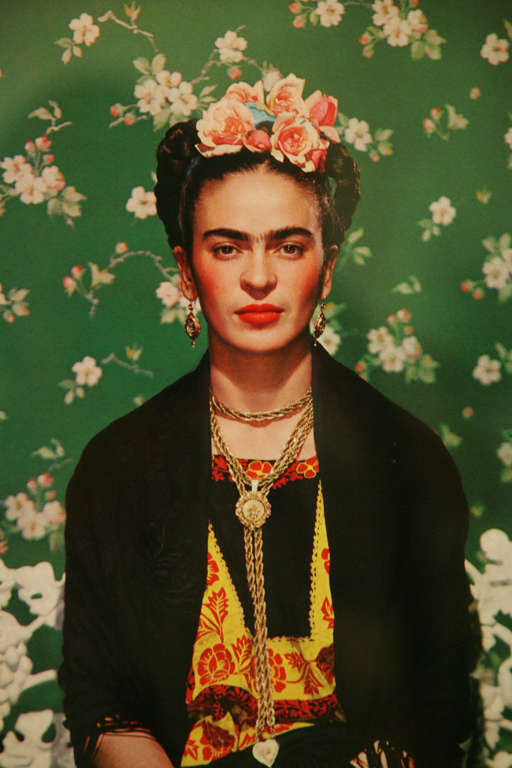 A exhibit of Frida Kahlo painting, drawings, letters and more will be exhibit at the Bellas Artes Palace Museum in Mexico city, as a part of the celebration of the 100th anniversary of her birthday on Tuesday 12 June 2007. Susana Gonzalez