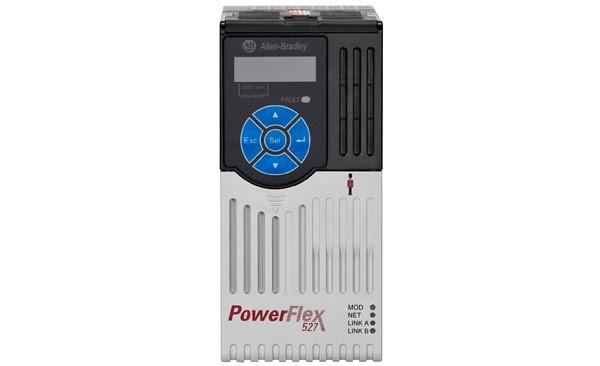 Variador PowerFlex 527 para trabajar con PAC Logix