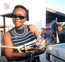 South African superstar Brenda Fassie (1964-2004) was known throughout the continent as the Queen of Township Pop. She is fondly remembered in the aftermath of the tragic death of reggae icon Lucky Dube in October, 2007. by Pan-African News Wire File Photos