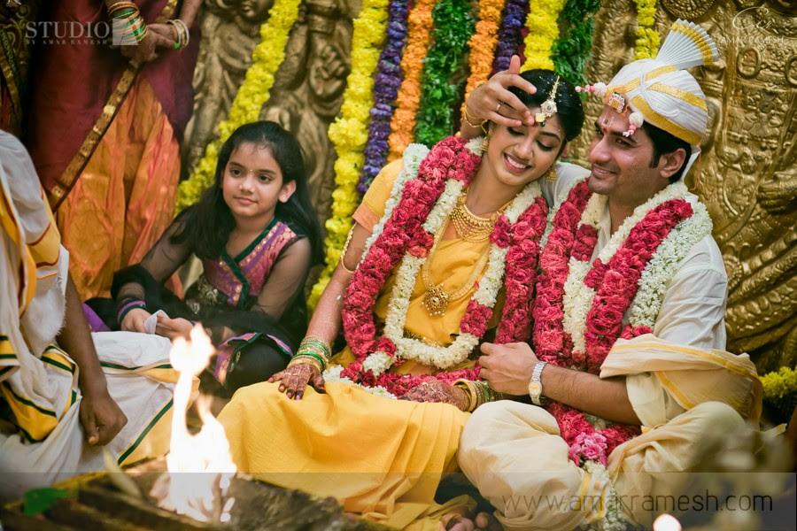 In Photos The Tamil Hindu Wedding Ceremony