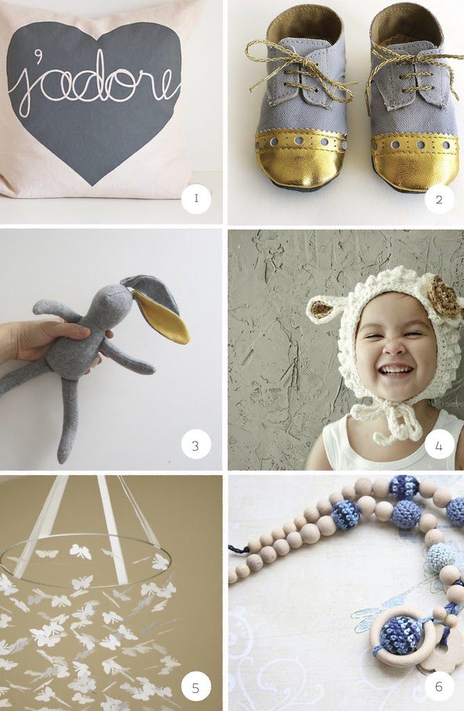gift guide 3 - baby