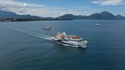 Melihat Bagian Dalam KMP Aceh Hebat 1, Kapal Terbesar Milik Warga Aceh Yang Dilengkapi Tempat Tidur